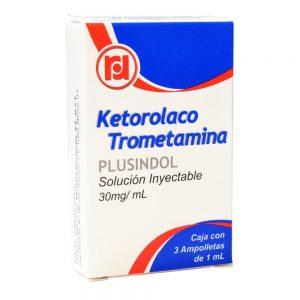 KETOROLACO TROMETAMINA
