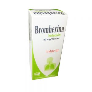 Bromhexina Infantil