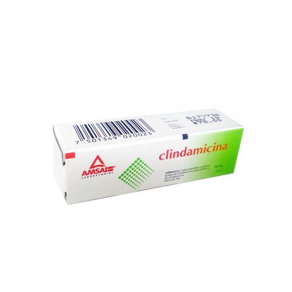 Clindamicina